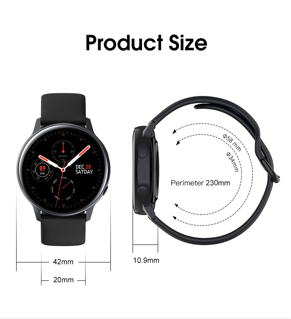 SG2 Smart Watch-detailed information22