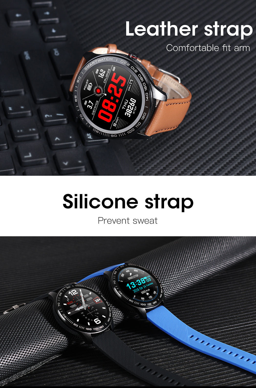 detailed description of L9 smart watch 14