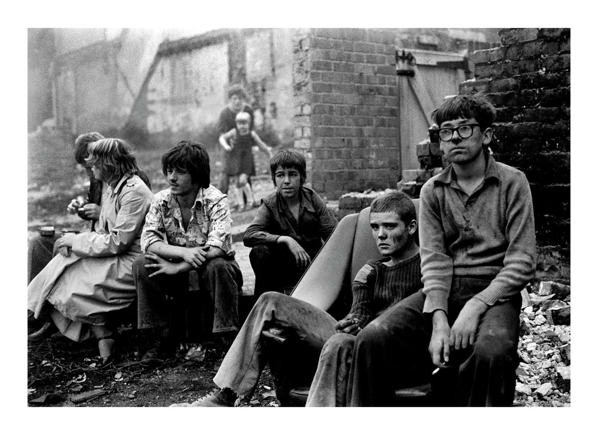Tish Murtha's donation for Photographs for the Trussell Trust