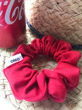 Load image into Gallery viewer, Small Red Scrunchie