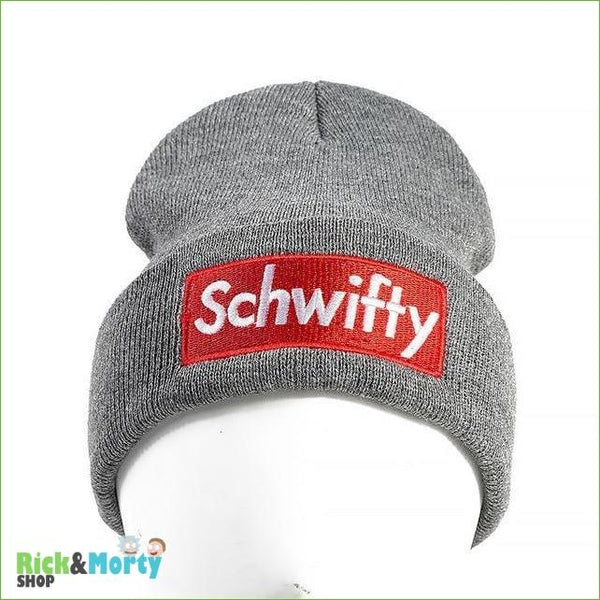 Bonnet Rick et Morty <br> Schwifty - Gris - 2