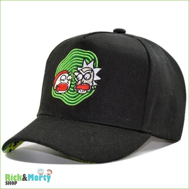 Casquette Rick et Morty <br> Scream - 1