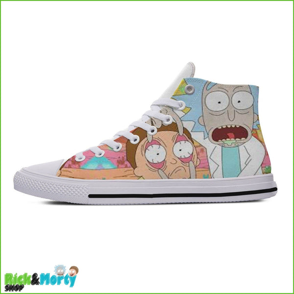 Chaussure Rick et Morty <br> Open your Eyes - 36 - 1