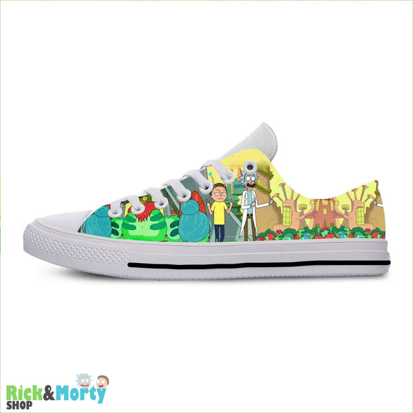 Chaussure Rick et Morty <br> Peace Among Worlds - 38 - 1