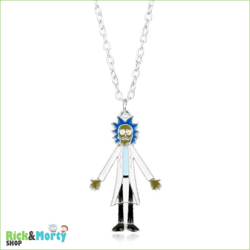 Collier Rick et Morty <br> Morty Smith - 974 - 4