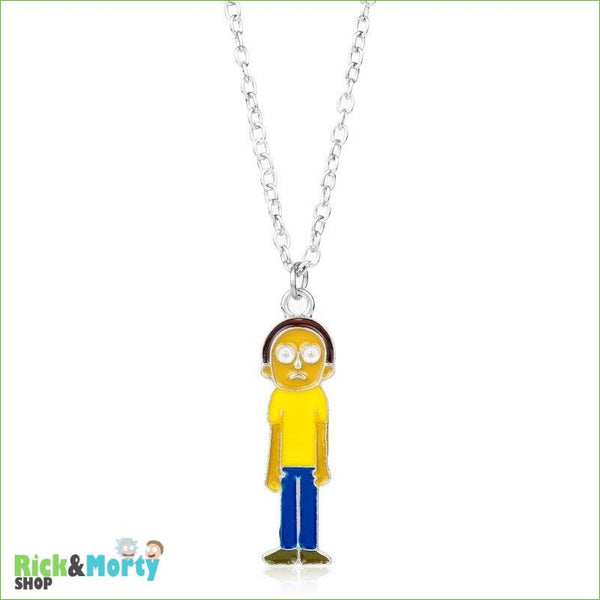 Collier Rick et Morty <br> Morty Smith - 981 - 3