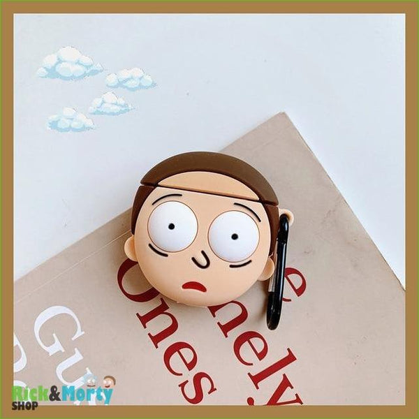 Coque Airpods <br> Morty - 1