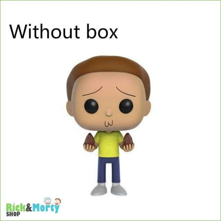 Figurine POP Rick et Morty <br> Morty - 2