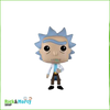 Figurine POP Rick et Morty <br> Rick - 1