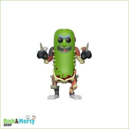Figurine POP Rick et Morty <br> Pickle Rick - 2