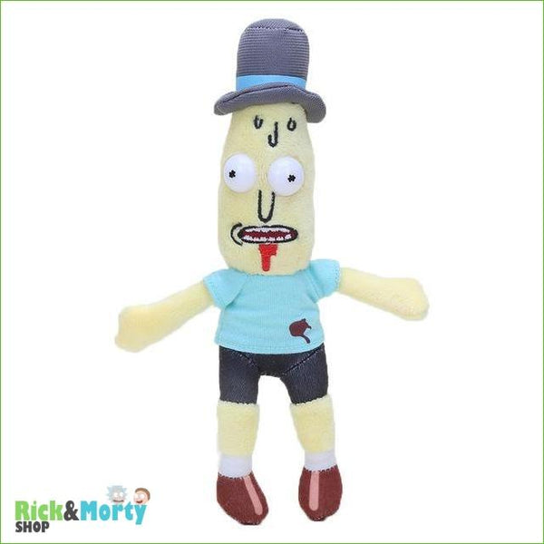 Peluche Rick et Morty <br> Mr Poopybutthole - 1