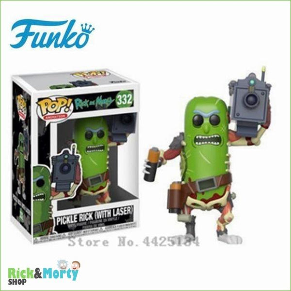 Porte-clé POP Rick et Morty <br> - 5