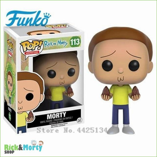 Porte-clé POP Rick et Morty <br> - 14