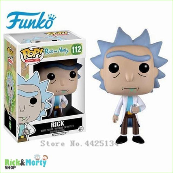 Porte-clé POP Rick et Morty <br> - 3