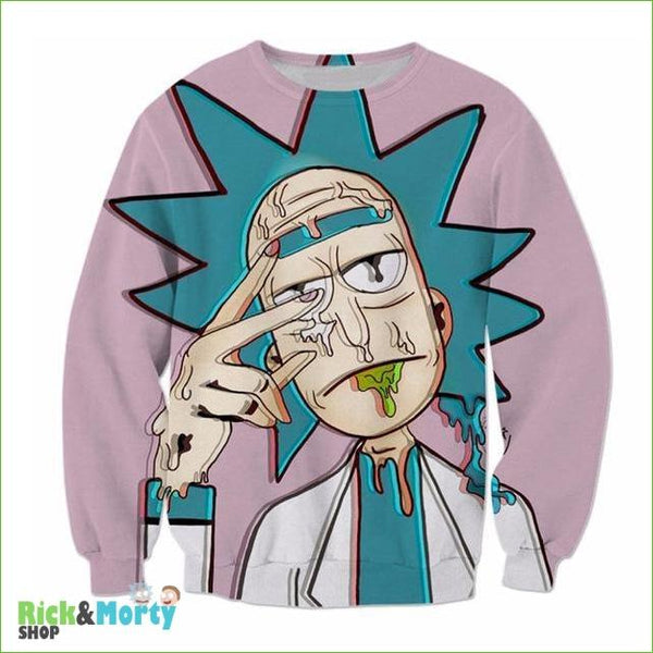 Pull Rick et Morty <br> Psychopathe - 7