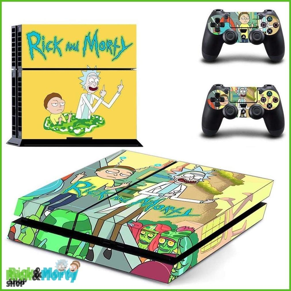 Stickers PS4 <br> Peace among worlds - 1