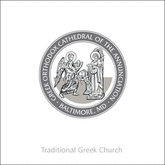 Cathedral Greek Commercial Work Logo