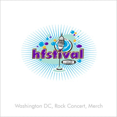 hfstival98 Commercial Work Logo