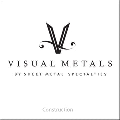 visionmetal Commercial Work Logo