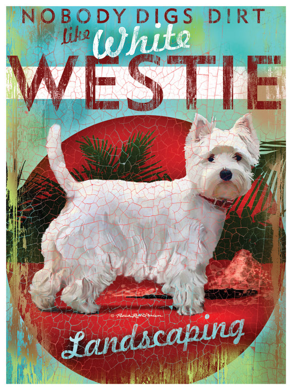 White Westie Landscaping