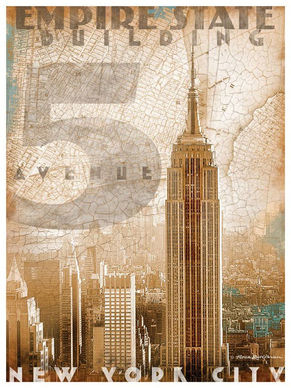 Empire State Map