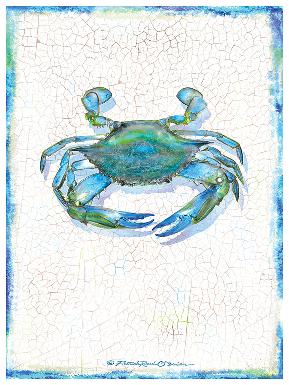 Blue Crab Portrait