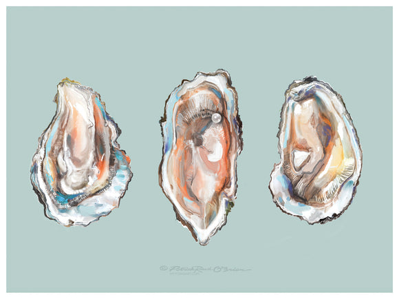 The Three Oysters