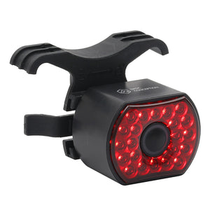 BASIC CONCEPTION Smart Bike RearLight - XOSS.CO