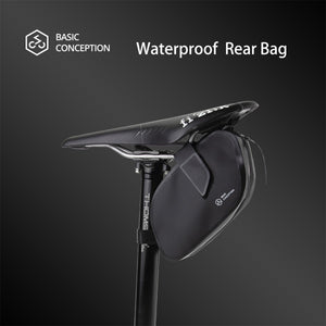 BASIC CONCEPTION Bike Rear Bag Accessories Pouch Under Seat - XOSS.CO