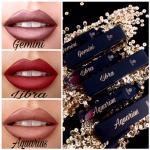 Air Element Liquid Matte Lipstick Bundle
