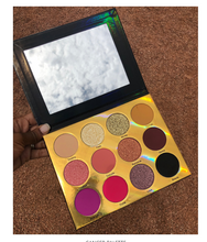 Load image into Gallery viewer, CANCER MAKEUP PALETTE