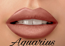 Load image into Gallery viewer, Aquarius Liquid Matte Lipstick