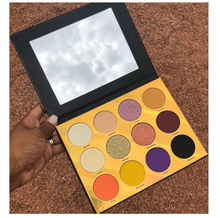 Load image into Gallery viewer, TAURUS MAKEUP PALETTE