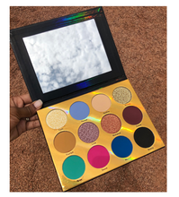 Load image into Gallery viewer, VIRGO MAKEUP PALETTE