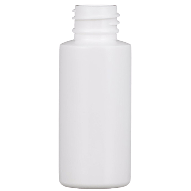 30ml/1oz Natural Cylinder Bottle LIDS SOLD SEPARATELY - Soap & More the Learning Centre Inc
