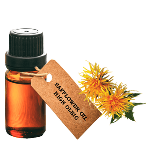 SAFFLOWER OIL - HIGH OLEIC - Soap & More the Learning Centre Inc