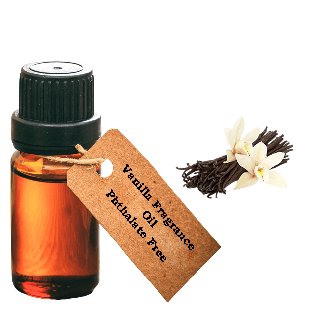 Vanilla Fragrance Oil Phthalate Free