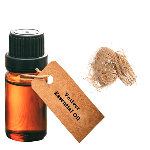 Vetiver Essential Oil - Soap & More the Learning Centre Inc