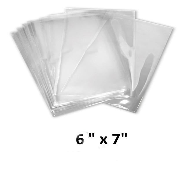 "Shrink Bags 6"" x 7"" - Soap & More the Learning Centre Inc"