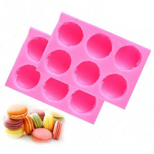 Mold Mini Macroon Silicone - Soap & More the Learning Centre Inc