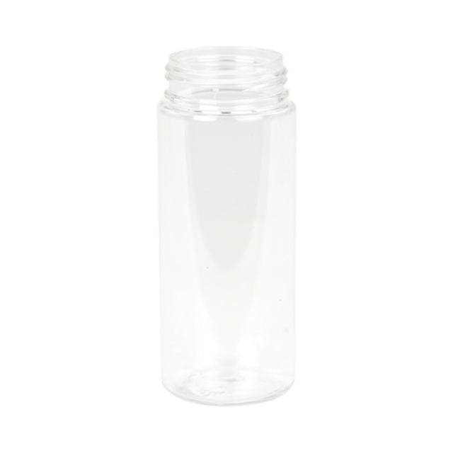 210ml Clear Cylinder Bottles FOAMERS SOLD SEPARATELY - Soap & More the Learning Centre Inc