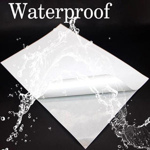 Label white water resistant for laser printers Full Page - Soap & More the Learning Centre Inc