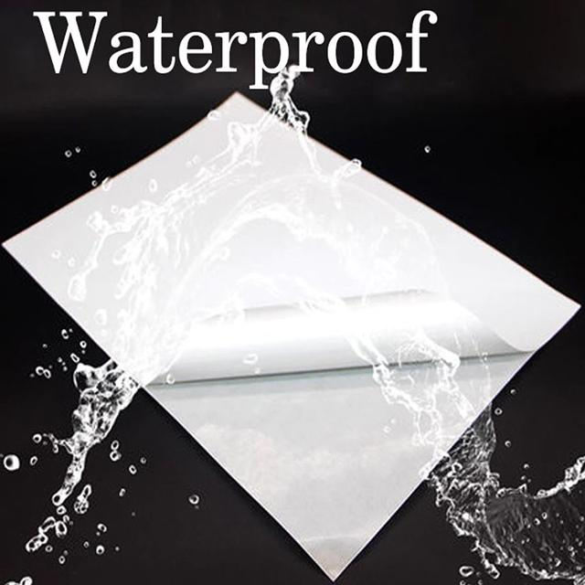 Label white matte water resistant for inkjet printers Full Page - Soap & More the Learning Centre Inc