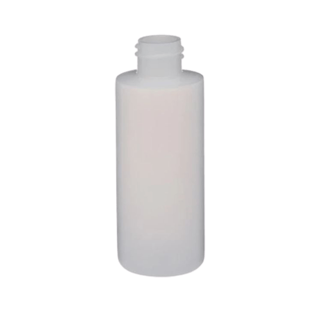 60ml/2oz Natural Cylinder Bottle LIDS SOLD SEPARATELY - Soap & More the Learning Centre Inc