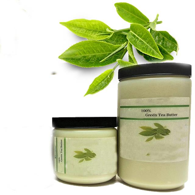 Green Tea Butter Non Hydrogenated Organic - Soap & More the Learning Centre Inc