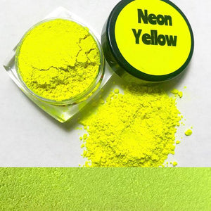 Neon Yellow Pigment - Soap & More the Learning Centre Inc