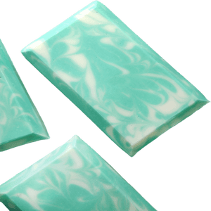 Jade Green Gem Mica - Soap & More the Learning Centre Inc