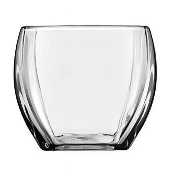 240 ml Clear Glass Candle Vessel