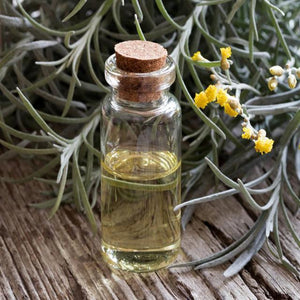 Helichrysum Essential Oil Immortelle Organic - Soap & More the Learning Centre Inc