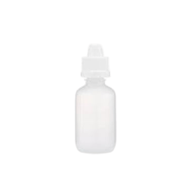 6ml Boston Round Soft Dropper Bottle w Lid - Soap & More the Learning Centre Inc